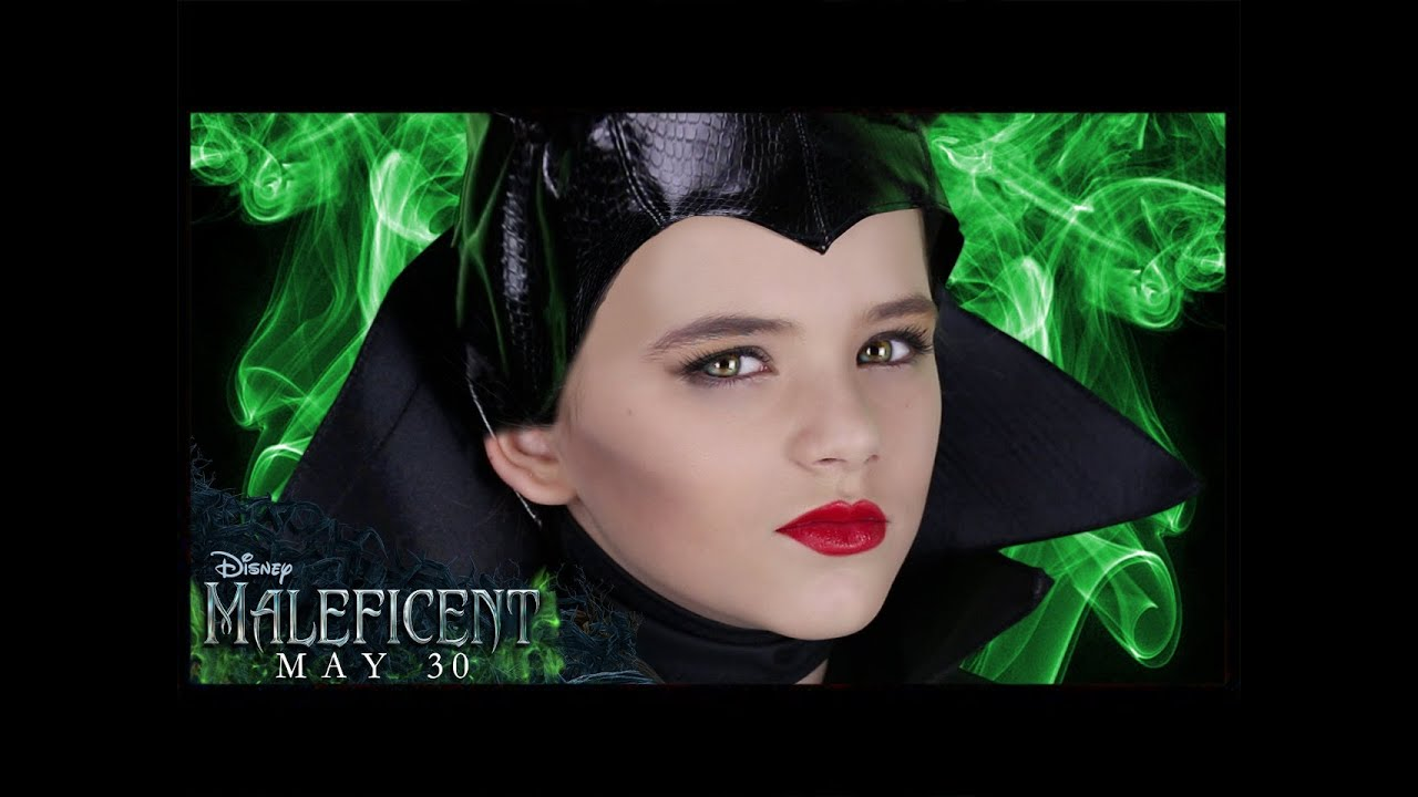 Disney's Maleficent Makeup Tutorial! Angelina Jolie | KittiesMama