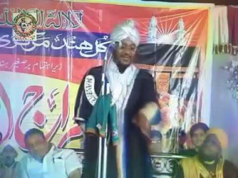 Allama Qari Md SAKHAWAT HUSSAIN BARKATI speech about imam hussain