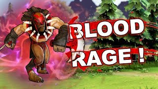 Dota 2 Tricks: BLOODRAGE !