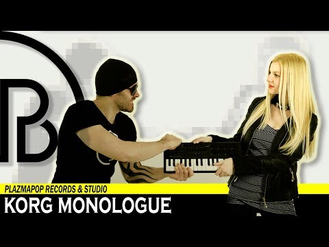 Korg Monologue Test (HQ)