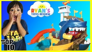 Top 10 Ryan Toys Reviews Interesting Facts