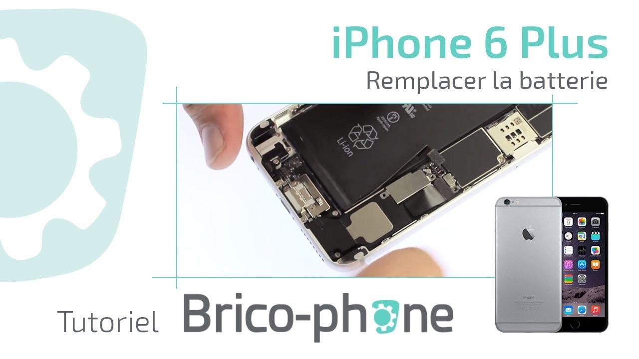 Tuto Changer Batterie Iphone