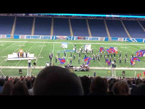 "MCBA State Finals 2018 - Durand Area High School ""The Last Day on Earth"""