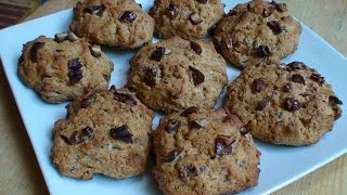 تحضير كوكيز سهل بالتمر / Preparation Facile Des Cookies Aux Dattes
