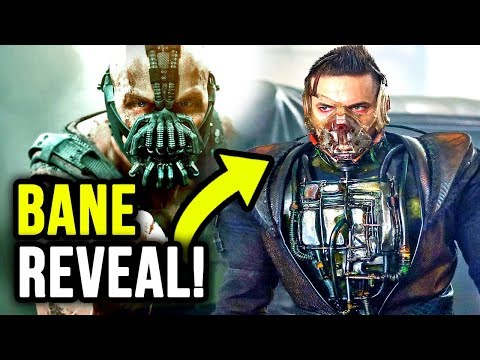 GOTHAM'S BANE IS HERE!! Full Suit Revealed!