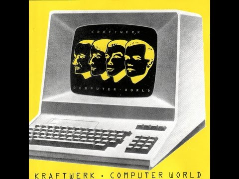 Kraftwerk  Computer World Full Album + Bonus Tracks 1981