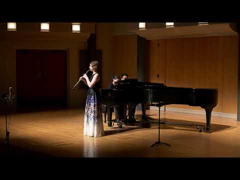 Jean Françaix - L'Horloge de Flore (Flower Clock) Oboe Concerto