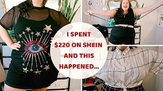 HUGE (AND I MEAN *HUGE*) SHEIN TRY ON HAUL! | was it worth it? did i work it?