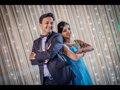 Pooja + Aniket - Part 2: Bollywood style Sangeet
