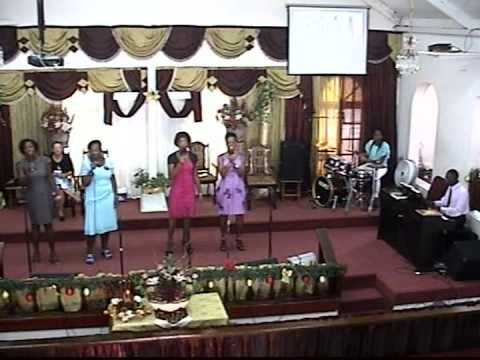 December 21, 2014 - Morning Service and Christmas Programme