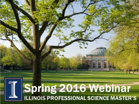 Illinois PSM Spring 2016 Webinar