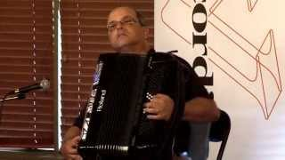 Joe Natoli plays 2 Popular Accordion Standards 2015
