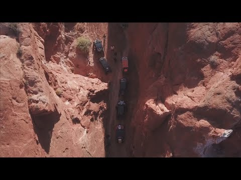 Lake Powell ATV Trail Openings