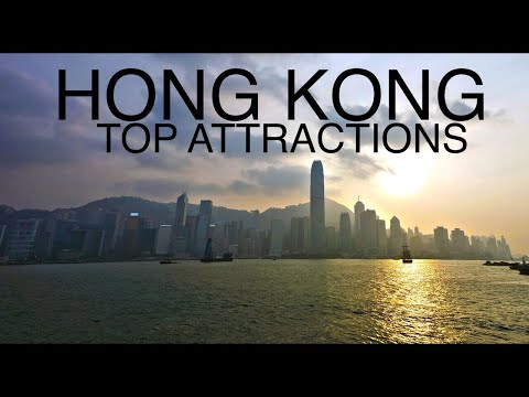 Hong Kong - 13 Top Attractions HD