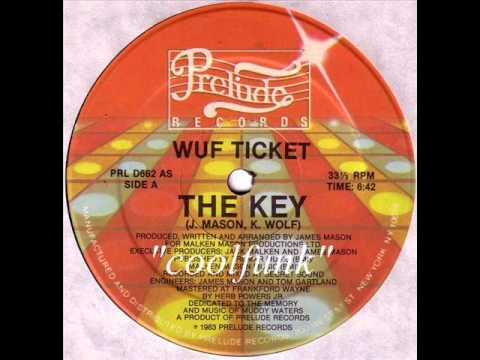Wuf Ticket - The Key (12