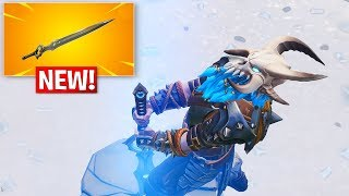 The Sword in Fortnite is Cheating!