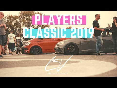 Players Classic Show 2019, Goodwood | Christy Visuals