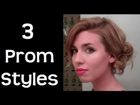 Simple Hairstyles For Long Hair Youtube : Easy Wedding / Prom Hairstyles - hairstyles for long hair & hairstyles ...