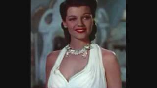 Rita Hayworth Tribute---Blood and Sand