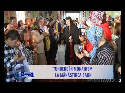 Tundere în Monahism La Mănăstirea Saon