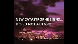 Not EFFIN' Aliens! IT'S THE COMING PLASMA CATASTROPHE!