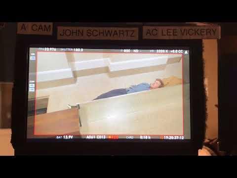 """Moving Floor"" Illusion in Deception, Season 1 episode 3"