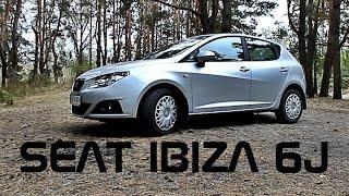 Seat Ibiza 6J (2010): Обзор б/у автомобиля