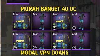 Trik VPN Terbaru, Cara Mendapatkan SKIN TAS KEREN PUBG MOBILE - Skin Tas Keren Banget PUBG MOBILE