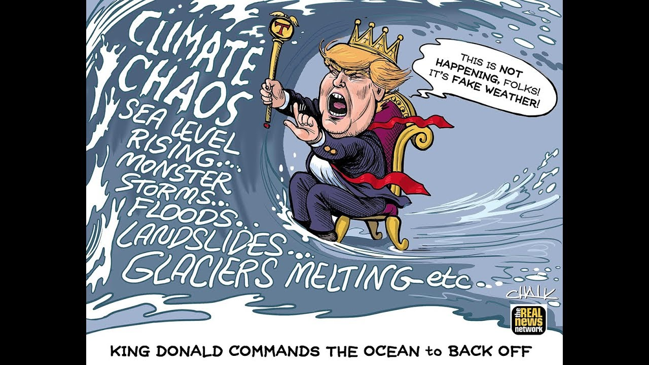 Donald Trump, The Koch Brothers and Their War on Climate Science