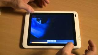 Видео обзор планшета Enot V131(Модель Enot V131 продолжает удачную концепцию бестселлера Enot V121. Сохраняя невысокую цену, новый планшет получи..., 2011-11-09T14:16:15.000Z)