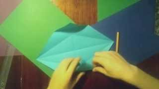 #2 Yakomoga - Origami Puppy By Katsuta Kyouhei Tutorial (part 1 Of 3)