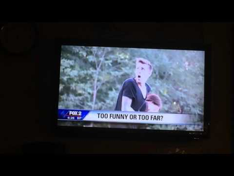 Roman Atwood on the Detroit morning news