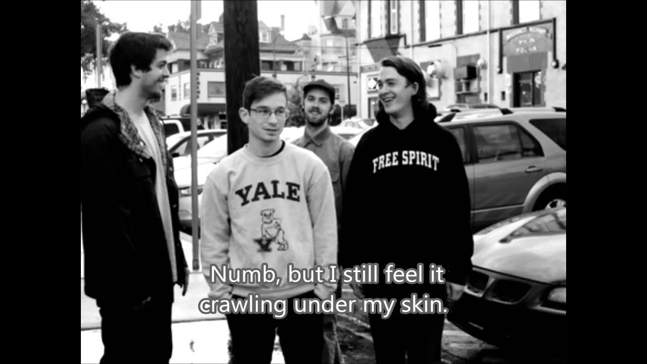 Title Fight - Numb, But I Still Feel It [lyrics on screen] - YouTube