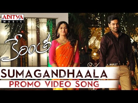 Sumagandhaala Promo Video Songs - Kerintha Movie Songs - Sumanth Aswin, Sri Divya