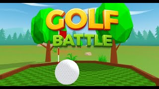 Golf Battle Full Gameplay Walkthrough