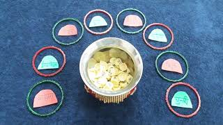 Navratri special 😊lucky game 😊kitty party game ❤fun game ❤kids party game