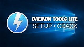 DAEMON Tools Lite 10.5.1.230 Setup + Crack | Download FREE | 2017