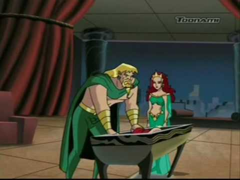 Justice League Abridged Episode 5: Aquaman is Justifiably ...