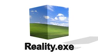 If we open reality.exe?