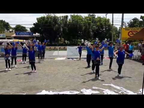 SMDH pep squad (BLUE Team)