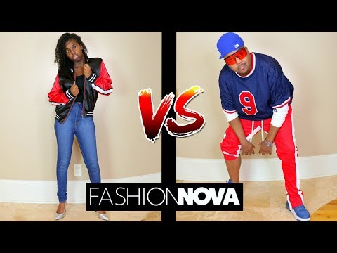 FASHION NOVA vs MEN'S FASHION NOVA - Onyx Family