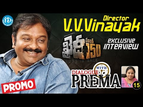 Khaidi No 150 Director V V Vinayak Interview - Promo | Dialogue With Prema | Celebration Of Life #15