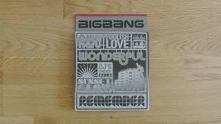 [UNBOXING] Bigbang - Remember