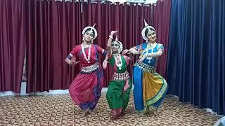 DEVYANI MOHANTY ORISSI  KATHAK  Dance Facebook Live Performance 29 oct 2020