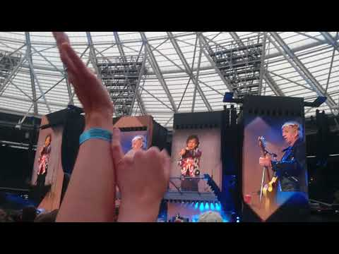 The Rolling Stones - Let's Spend The Night Together. Live in London.