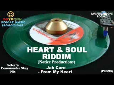 Heart & Soul Riddim Mix [November 2011] Notice Productions