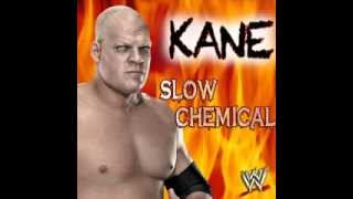 WWE: Slow Chemical (Kane) By Jim Johnston + Custom Cover