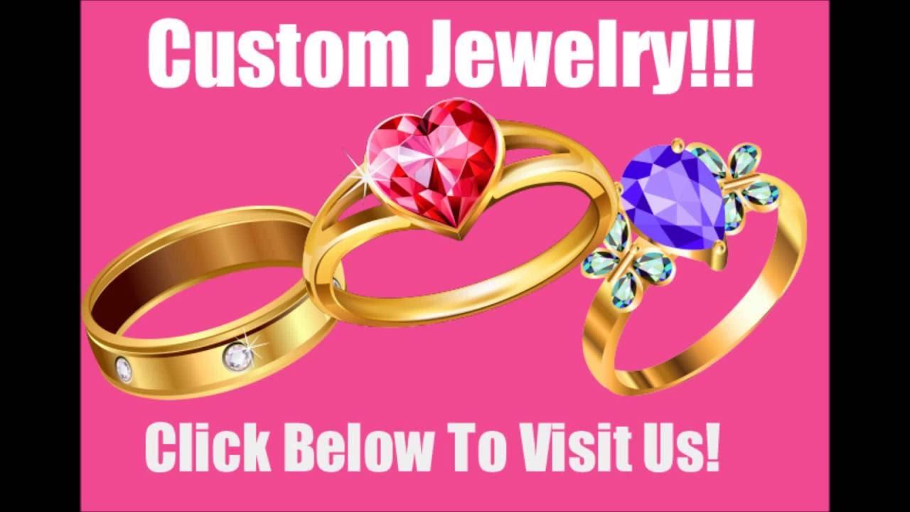 Stunning Custom Jewelry Tempe~~ - YouTube
