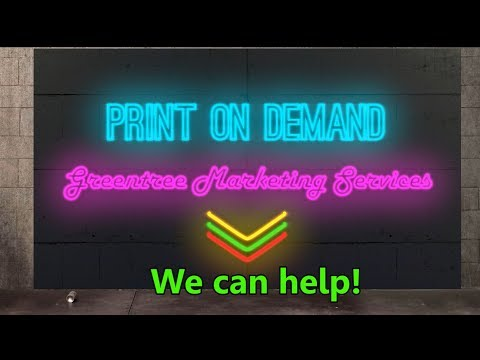 Greentree Marketing Services Print-On-Demand in  Philadelphia PA