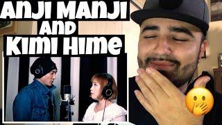 Reacting to A Whole New World From ALADDIN - ANJI MANJI & KIMI HIME